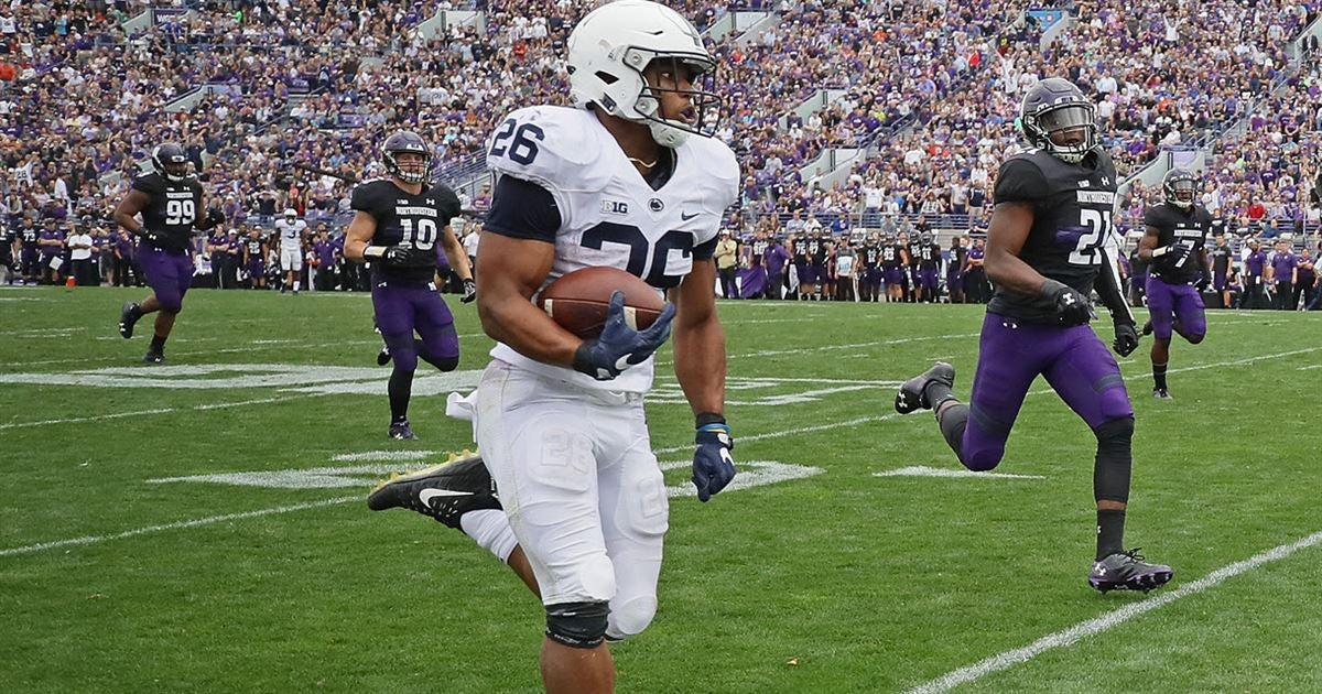 New York Giants view Saquon Barkley as a nearperfect prospect per report c36ab26ba