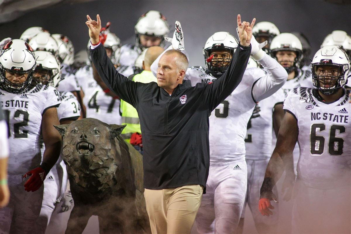 Everything Dave Doeren Said Ahead of Boston College