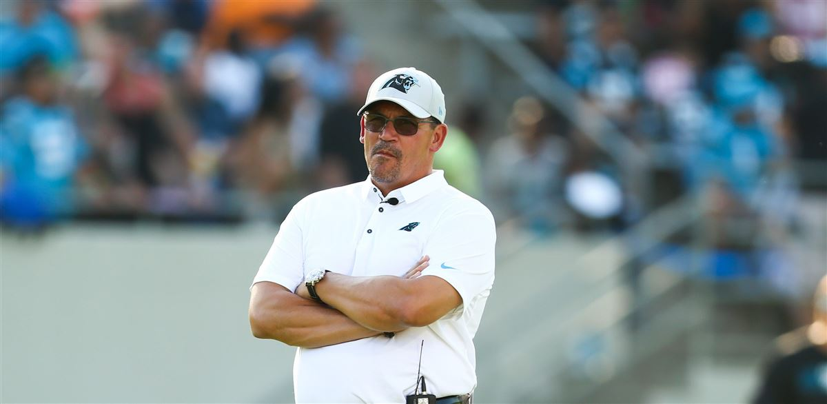 Ron Rivera taking realistic approach to training camp injuries