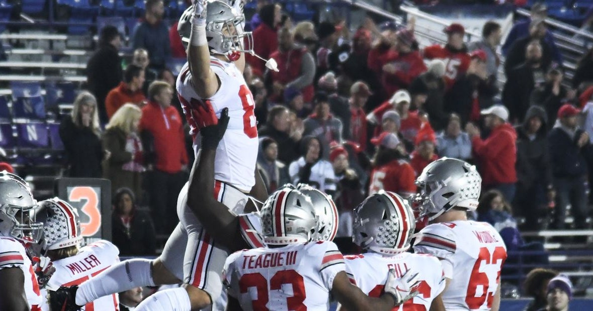 Ohio State remains at No. 4 in the Coaches Poll