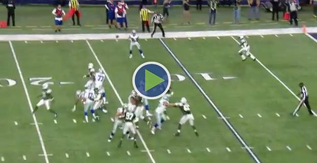 Watch Kellen Moore Throws First Nfl Touchdown To Dez Bryant