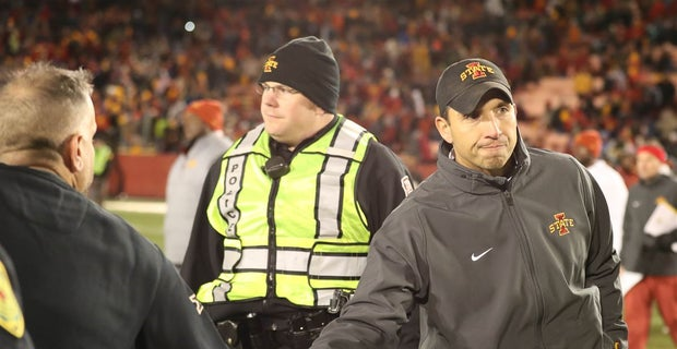 Bad Blood Between Baylor And Iowa State A False Narrative
