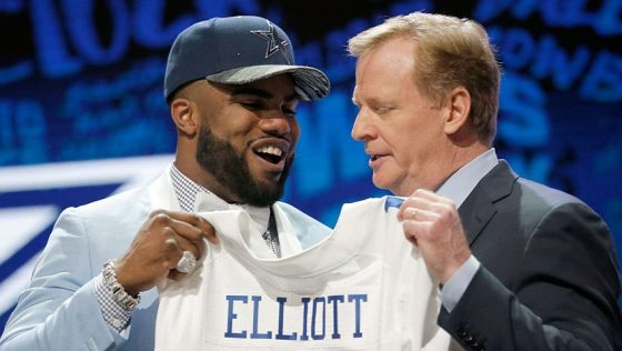 139ca238fc8 Two new revelations in NFL's probe of Cowboys' Ezekiel Elliott
