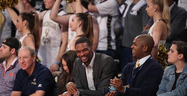 1cf4c9c03ead Chris Bosh thinks LeBron James will sign with Rockets
