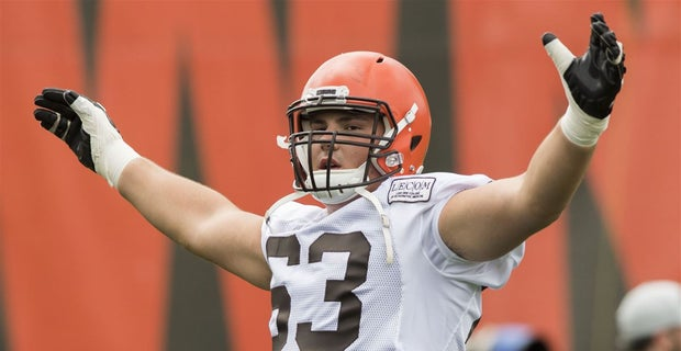 watch 4d8d9 ce943 Austin Corbett's Time is Now for the Cleveland Browns