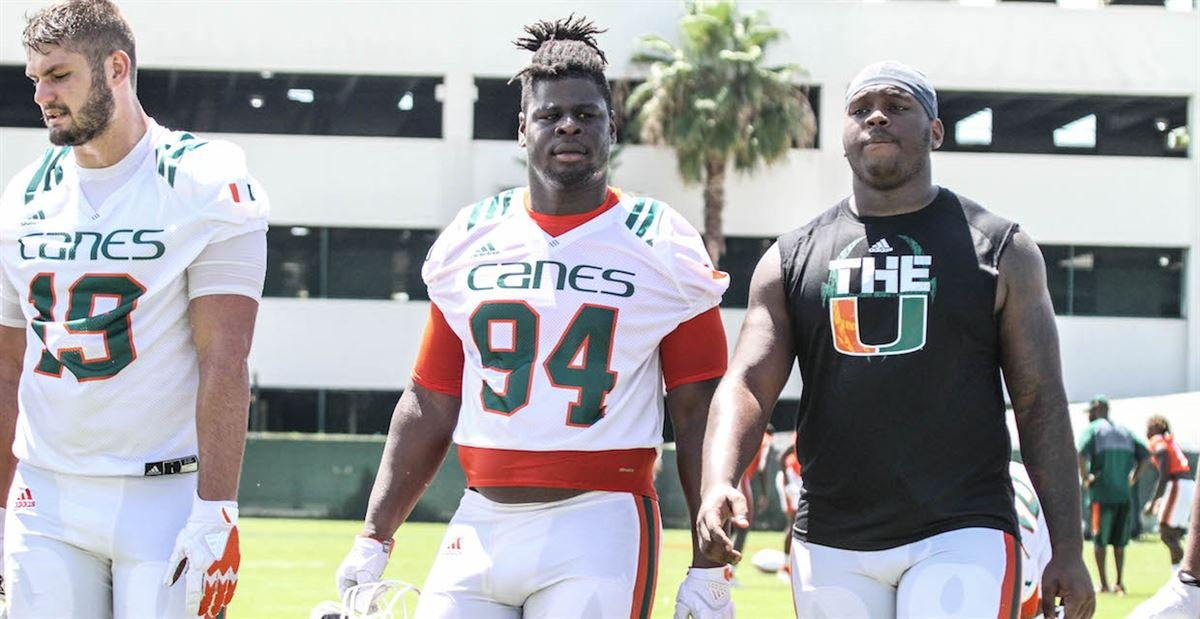 DT Odenigbo Excited To Win At Miami