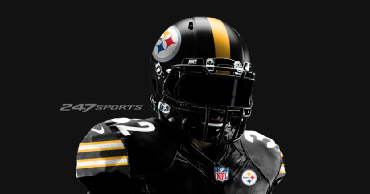 Steelers to wear color rush jerseys Christmas Day vs. Ravens