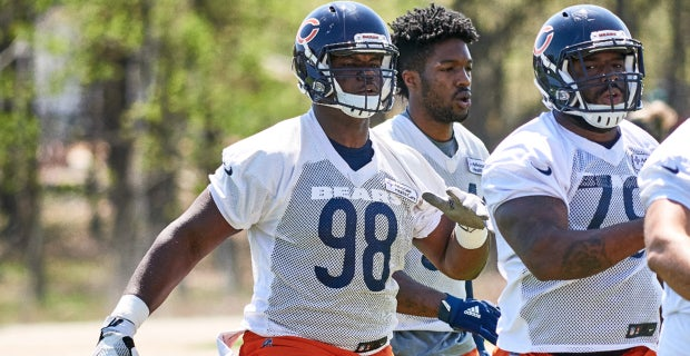 Revealing The Jersey Numbers For The Chicago Bears 2018 Rookies