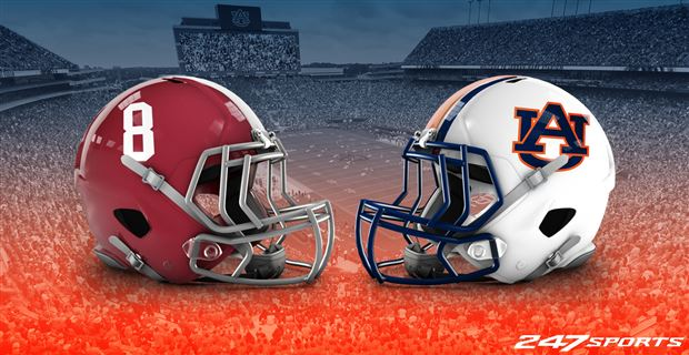 Live Updates Alabama Vs Auburn In Iron Bowl