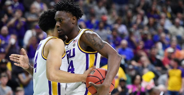 LSU hits the court again in Spain on Saturday