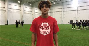 2019 WR Eli Pancol nets first two Big Ten offers