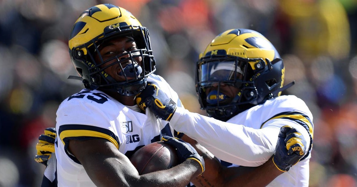 What they're saying about Michigan's huge first half