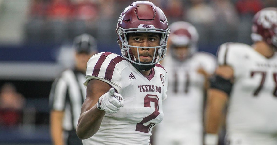 A deep A&M receiving corps could be in for a big season