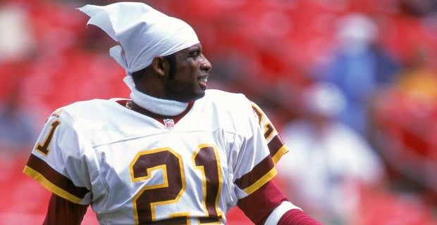 huge selection of 7eb1f 2d3b1 Deion Sanders has something to say to Redskins fans