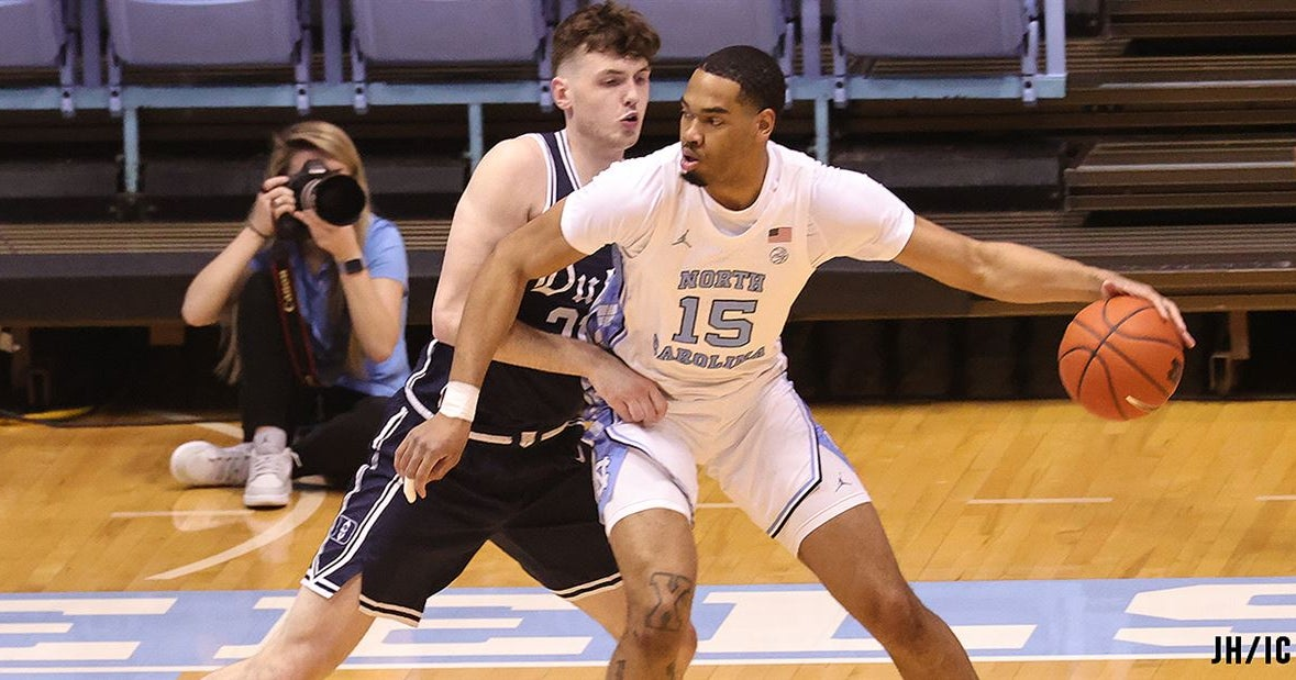 UNC's Garrison Brooks Not Expected to Play in Notre Dame Game - 247Sports