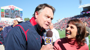 Houston Nutt shares details on Arkansas coaching search