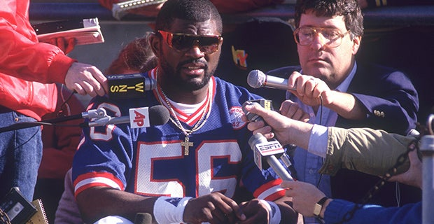 d20ca9bee56 Lawrence Taylor responds to Bill Belichick's Khalil Mack comment