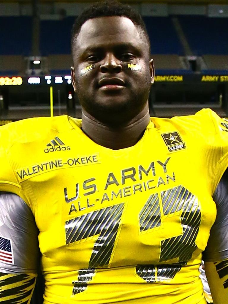 uk availability 4733a 7874c Chidi Okeke, Tennessee State, Offensive Tackle