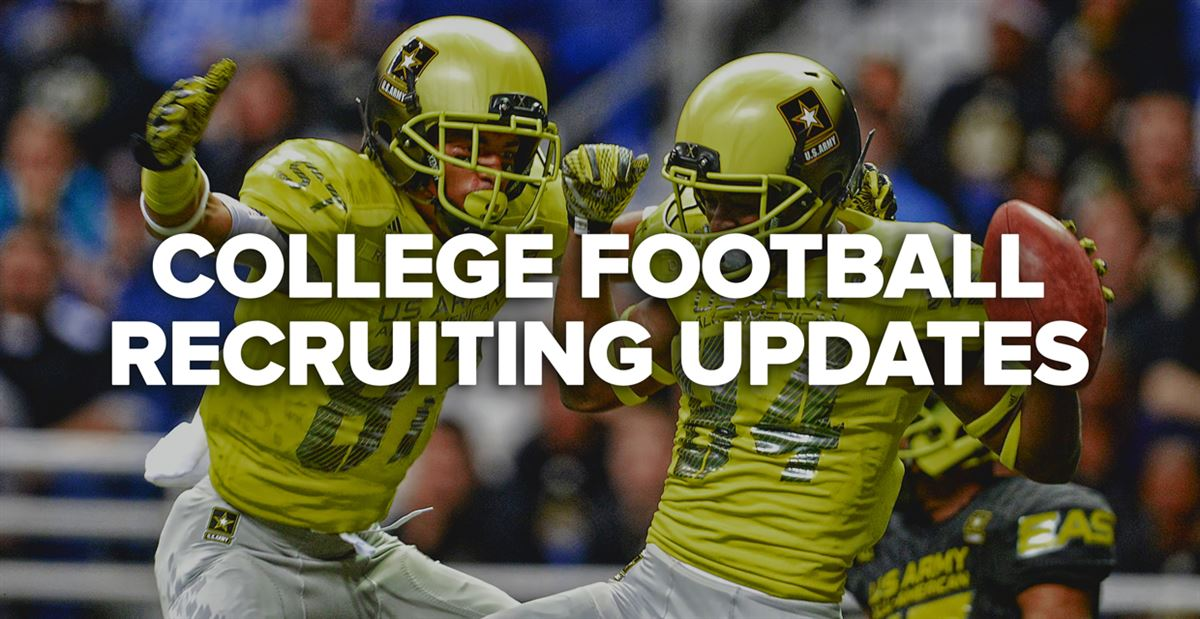 Your home base for latest college football recruiting news