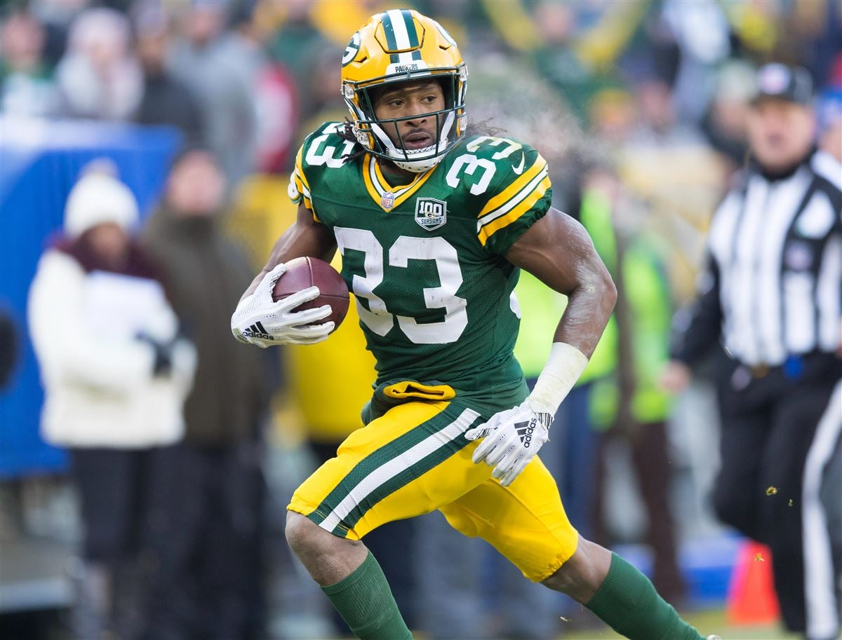 Aaron Jones Green Bay Running Back