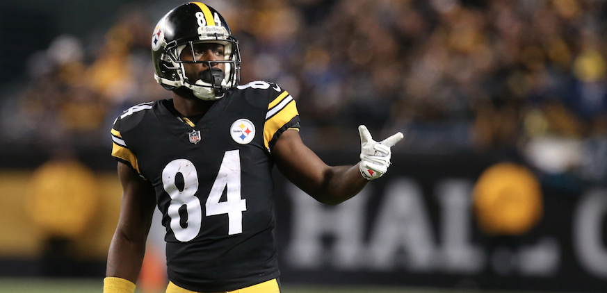 Report Steelers Would Likely Receive 2nd Round Pick For Ab