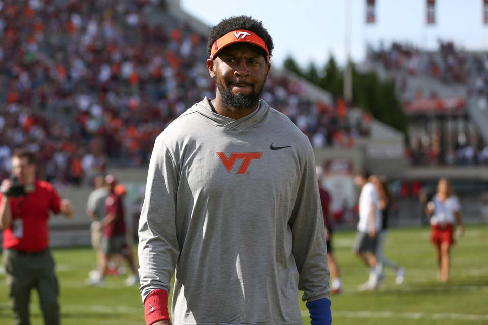 Four Hokie Assistants Sit Inside ACC Top 20 Recruiter Rankings