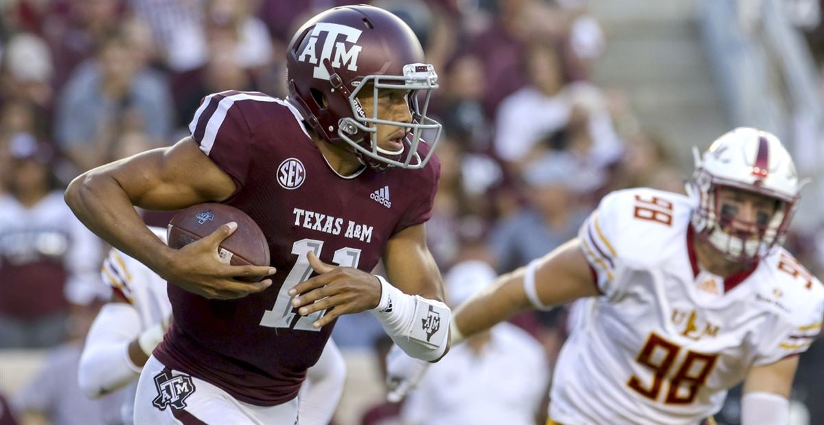 Report: 3 new A&M nonconference games, full schedule through '24