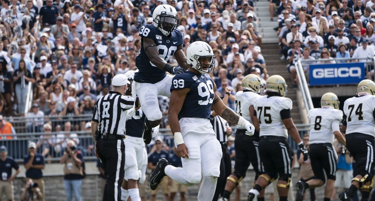 LOOK: PSU players make statement with pregame shirts