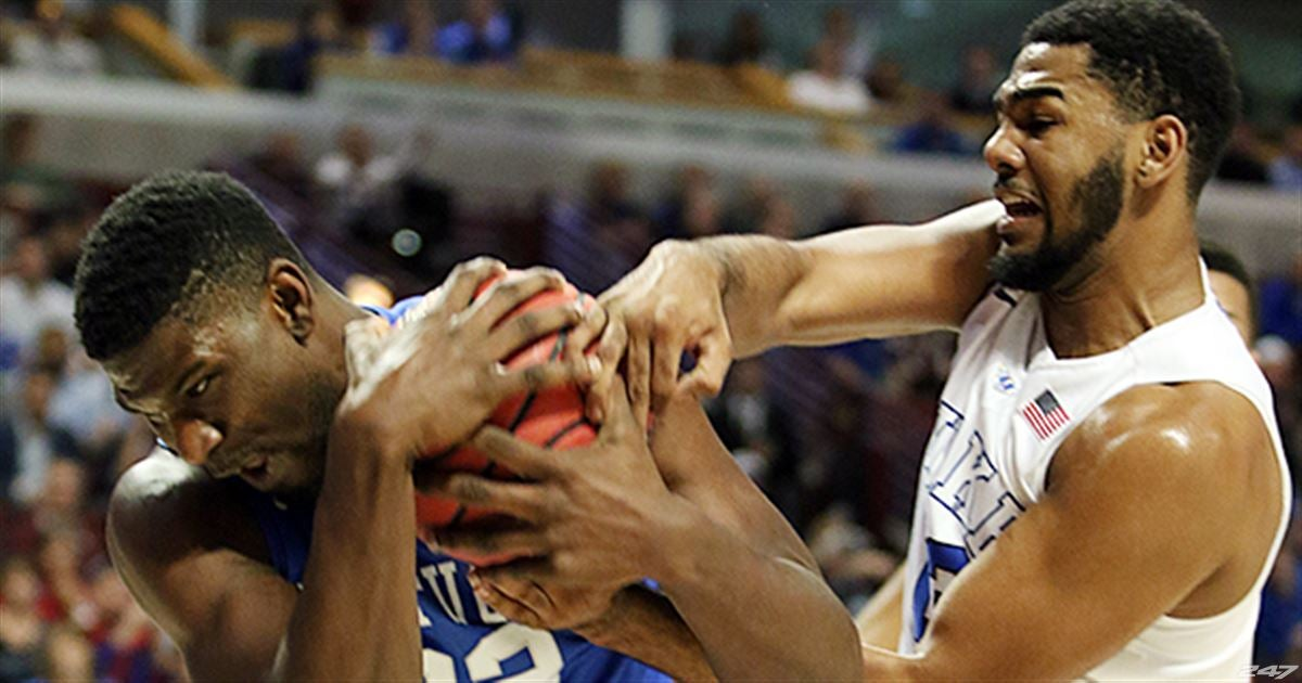 Kentucky beats Duke in 2015 Champions Classic