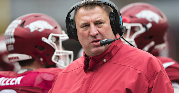 Multiple calls for Bret Bielema after Fickell pulls out at MSU