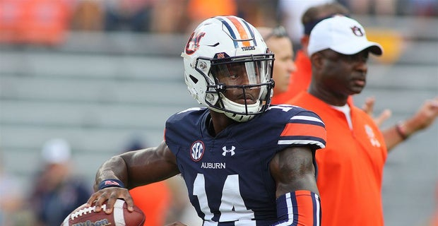 Live And In Color Auburn Qbs Shed Orange Jerseys For A Day