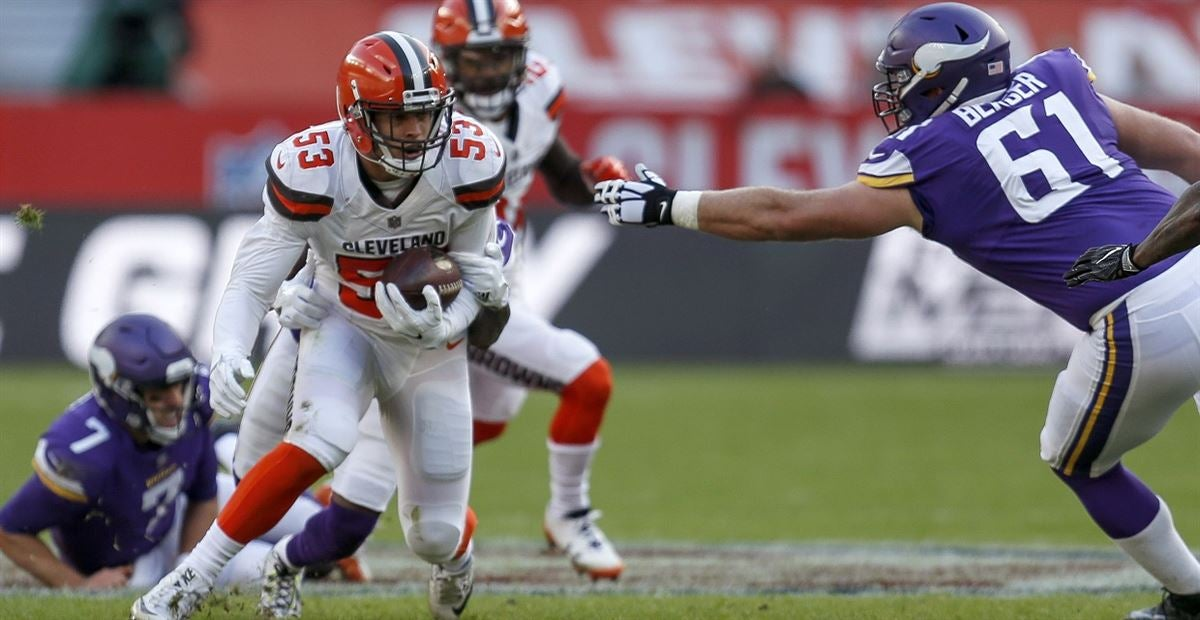2018 Breakout Watch: MLB, Joe Schobert