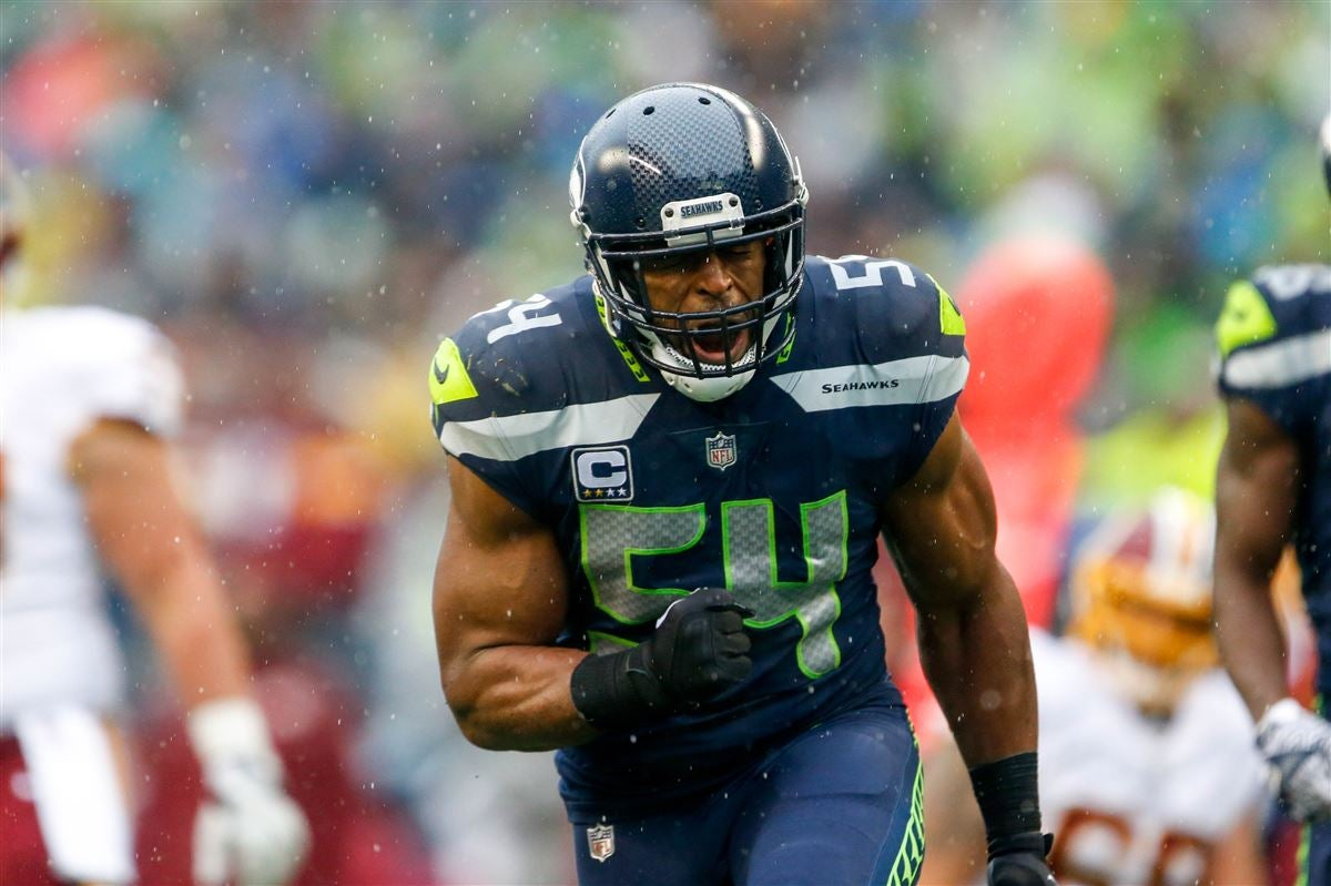 9924b68fb8b Bobby Wagner already showing signs of notorious Seahawks chip