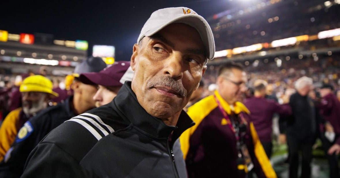 Arizona State Sun Devils College Football, College Basketball and Recruiting on 247Sports cover image