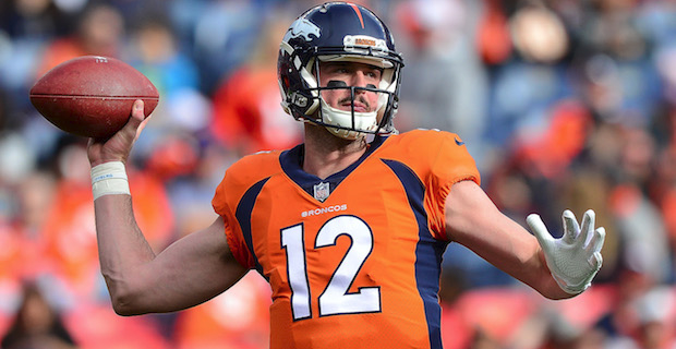 Five hypothetical trade destinations for Broncos QB Paxton Lynch