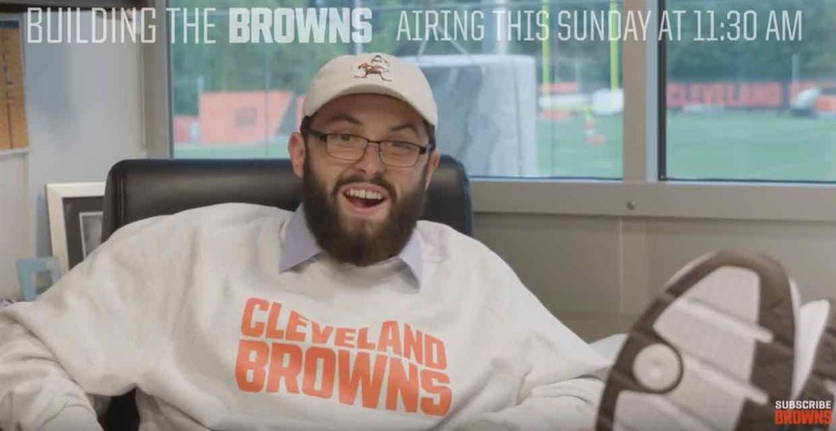 Baker Mayfield hilariously impersonates Browns GM John Dorsey
