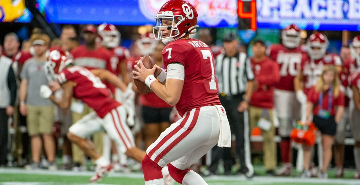 Rattler Shows No Nerves In Debut As Sooners Starting Qb