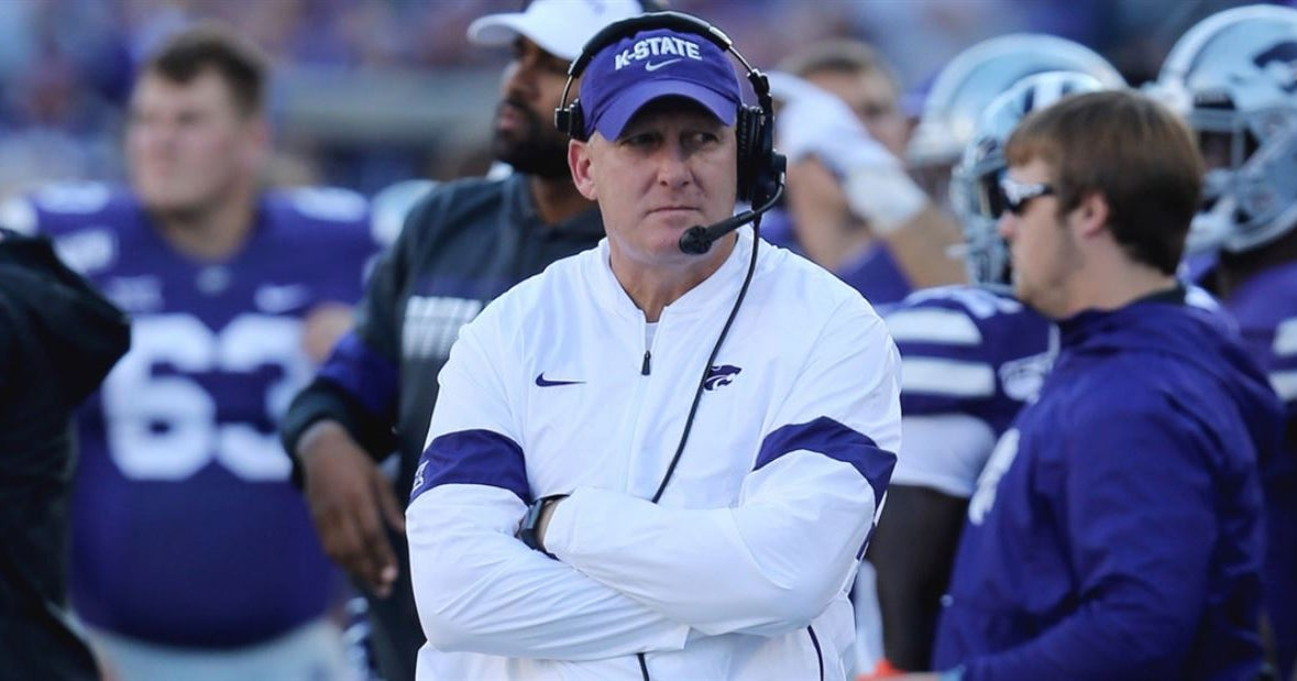 K-State visits No. 3 Oklahoma as biggest underdog since 2009