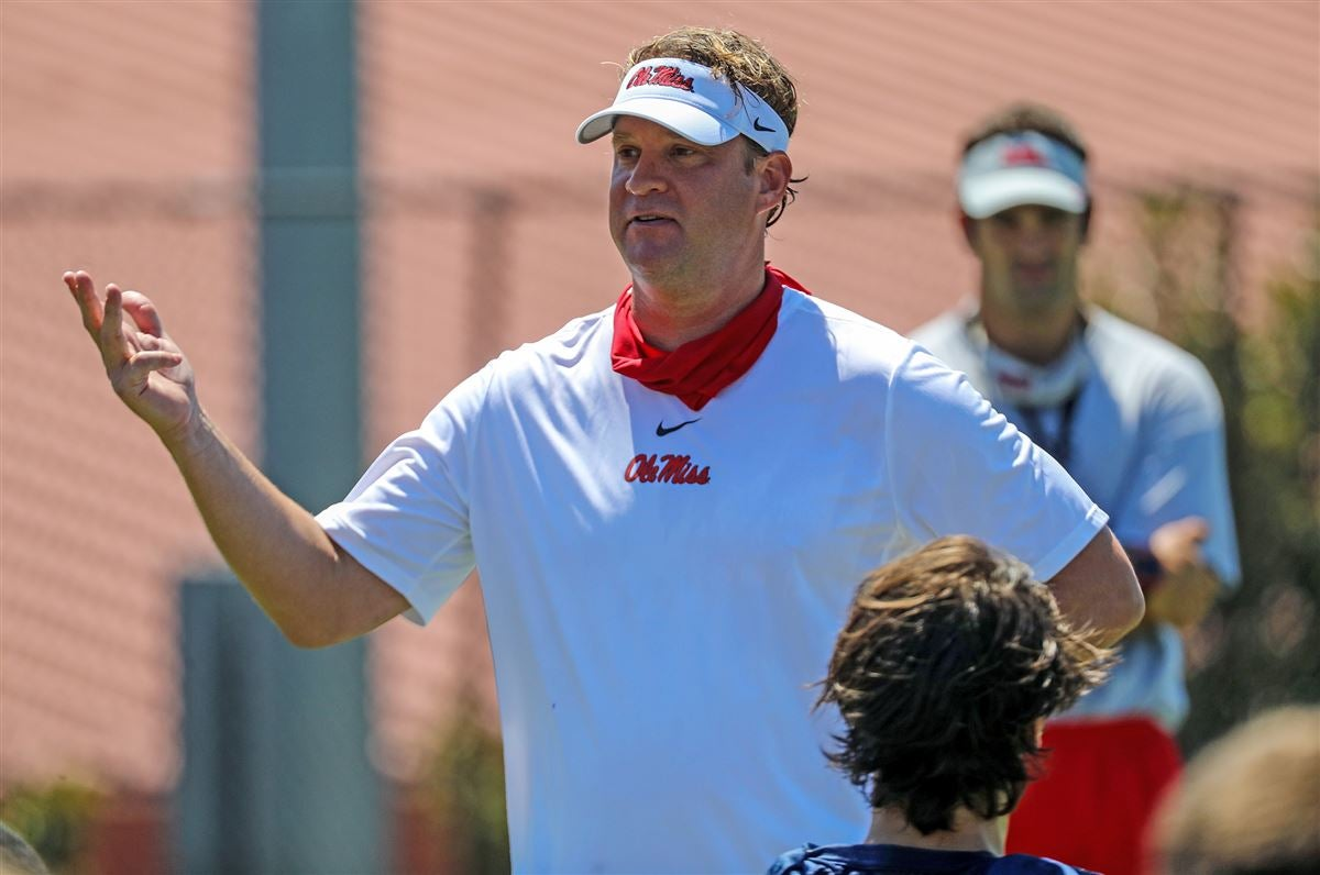 Kiffin: Two SEC coaches said 'no way they could play' right now