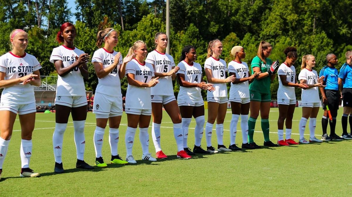 No. 21 NC State women's soccer downs No. 7 Georgetown, 3-1
