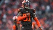 Mack Wilson responds to 'dirty hit' allegations