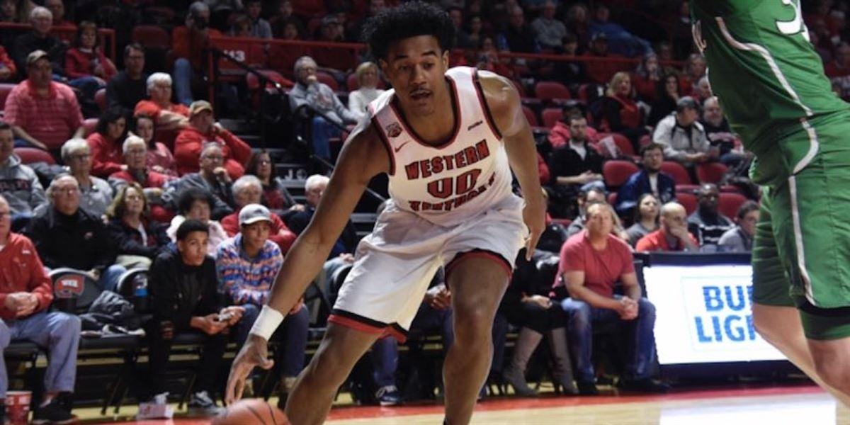 Western Kentucky transfer Galen Smith enrolled at MSU