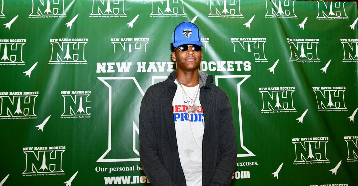 What does DePaul commitment mean to Romeo Weems?