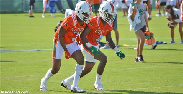 Spring Preview: Miami Needs Talented Receivers To Take Next Step