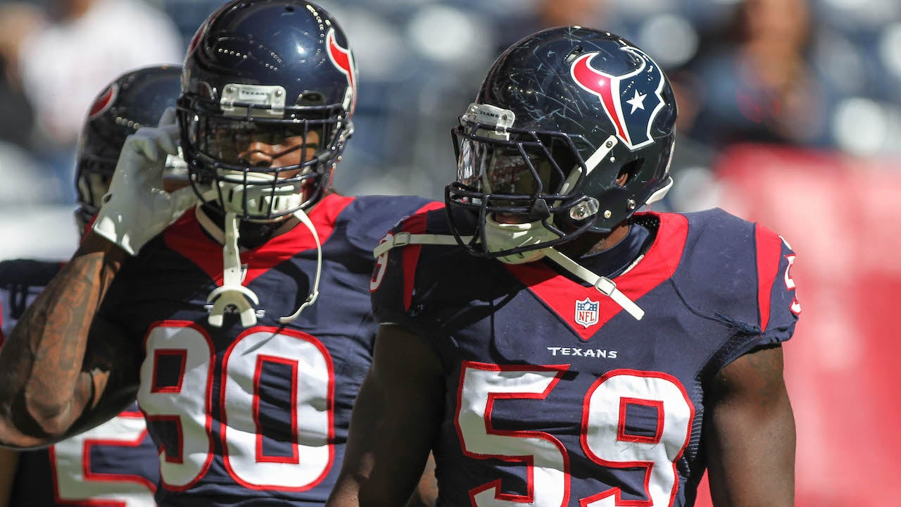 Texans Notebook Jadeveon Clowney and Whitney Mercilus Do Damage