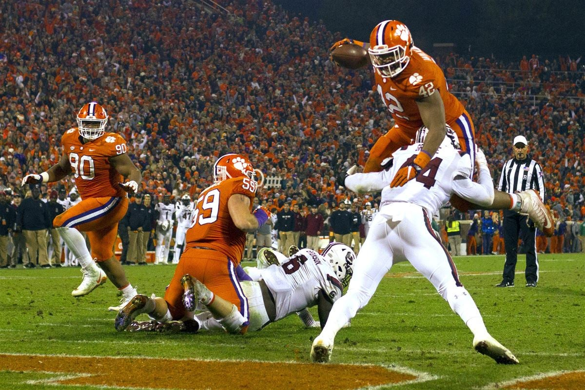 Is Clemson vs. South Carolina rivalry game in jeopardy for ...