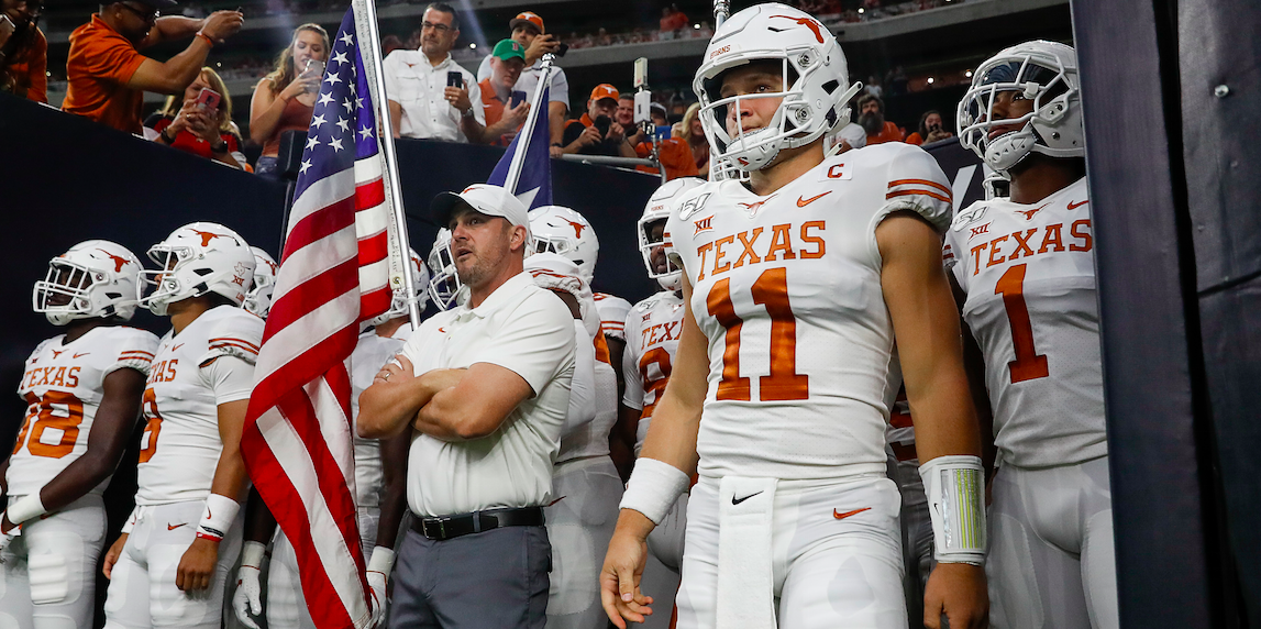 Texas adds three non-conference games to future schedules