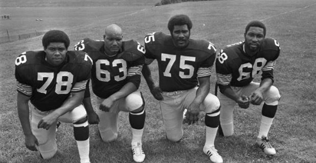 The Steelers Need A Statue Honoring Steel Curtain
