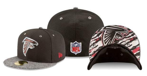 Get your Atlanta Falcons 2016 NFL Draft hat 43cf9fecf6a