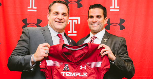 Image result for manny diaz temple